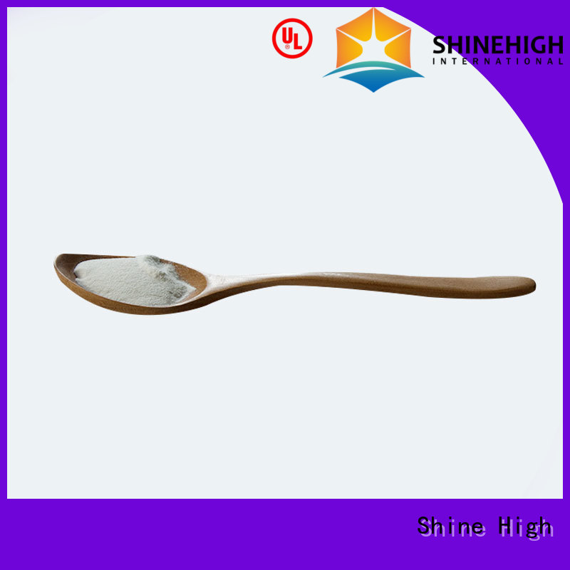 Shine High reliable melatonin powder supplier for keeping health