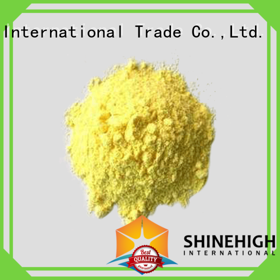 Shine High professional melatonin powder bulk production for hospital