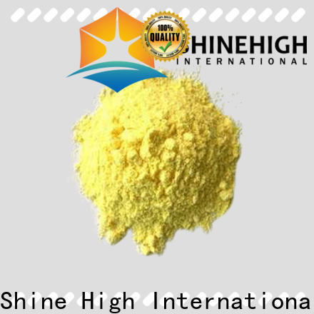 Shine High reliable l-theanine green tea extract bulk production for medical